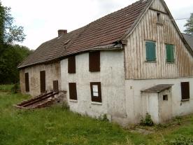 Altes Wohnhaus am Eisenhammer