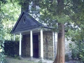 Alte Kapelle am Friedhof Schloss Baldeney