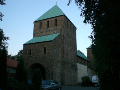 St. Lucius-Kirche in Essen-Werden