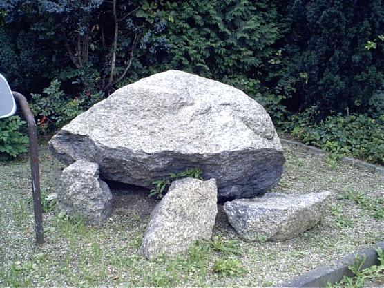 """""""Steinkiste"""" in Essen-Kupferdreh"""